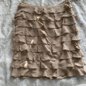-💯 Silk VALENTINO Ruffle Skirt